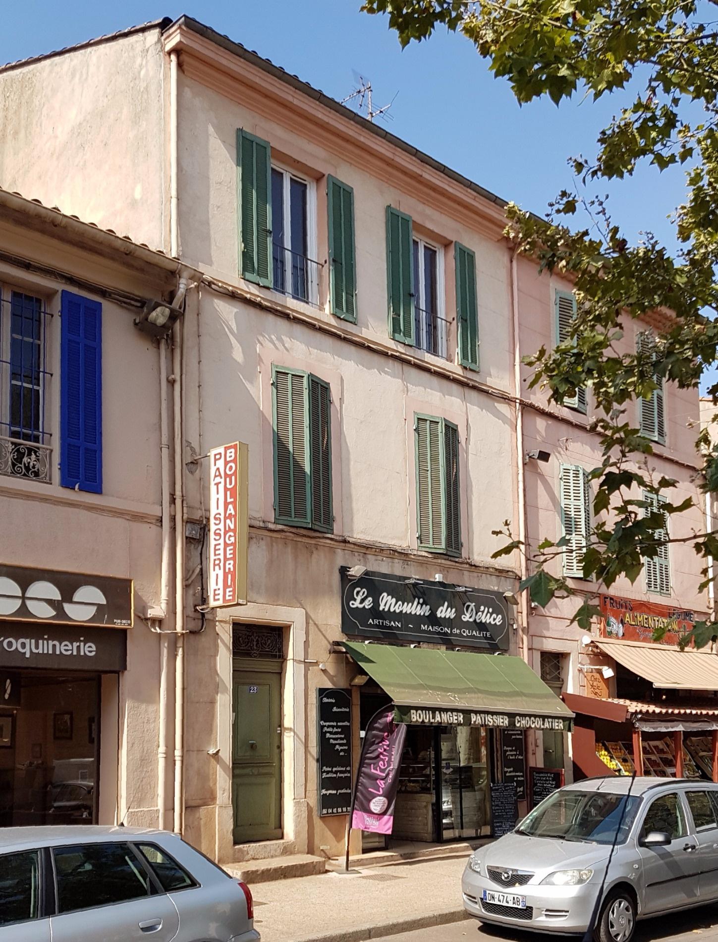 Offres de vente Immeuble Gardanne (13120)